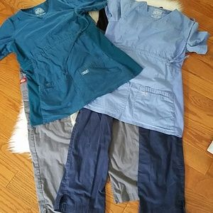 Pants - Maternity scrub bundle size extra small